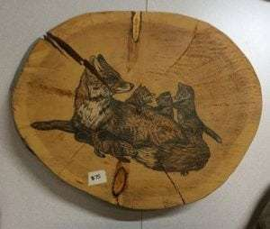 Fox Tree Stump
