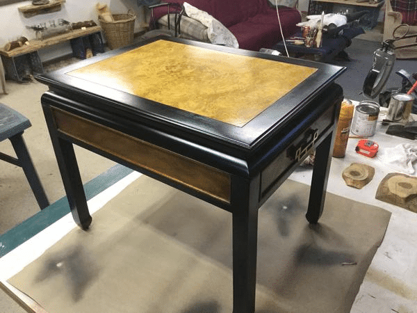 Refinish End Table