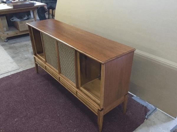 Restore Wood Cabinet